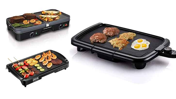 Best Electric Griddle Cooks Illustrated