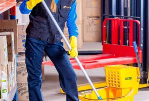 Here is how you can obtain a cleaner work environment
