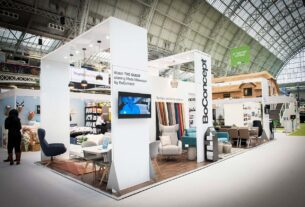 How to enhance your exhibition booth with creative stand ideas