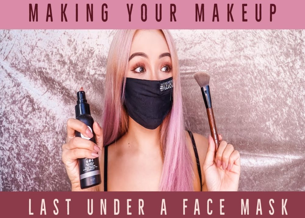Your Trustworthy Face Mask Makeup Guide