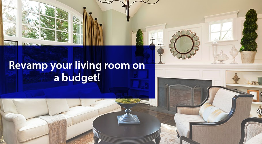 Revamp Your Living Room On A Budget